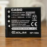 卡西欧相机ZR1200 1500 ZR3500 3600 ZR2000 ZR1000 NP-130A电池