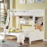 双层床公主床子母床高低上下组合男孩女孩儿童床多功能床特价包邮