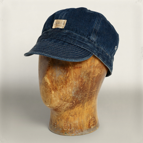 【美国直邮】RRL 拉夫劳伦高端复古 牛仔铁路工人帽 美国正品代购