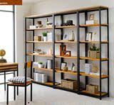 宜家陈列柜展柜组合样品柜置物架展示架木质货架实木架子书架定做