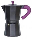 复底意大利铝制摩卡壶咖啡壶3/6/9/12人份多送一胶圈电磁炉或可用