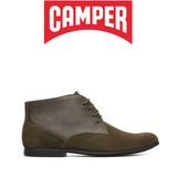 特价camper男靴专柜正品代购2016春系带休闲短靴 SUN K300068-002