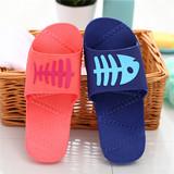夏季浴室拖鞋男女夏天家居家用情侣室内防滑漏水洗澡软底凉拖鞋