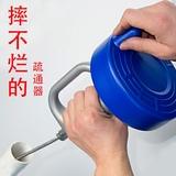 疏通器下水道家用强力手摇厨房马桶下水道疏通强力工具10米包邮