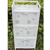 简易组装铝合金厨房碗柜橱柜餐边柜微波炉储藏柜架储物收纳柜