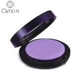 Catkin/卡婷光感粉饼专柜正品 持久控油定妆蜜粉饼 遮瑕两用粉饼