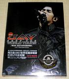 88697268199 周杰伦 2007世界巡回演唱会 DVD T版