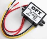 大功率交流AC24V转DC12V5A监控摄像机云台快球电源模块交直转换器
