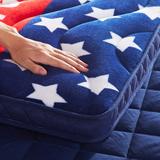 进口天然乳胶床垫 静音弹簧床褥 防螨面料软硬适中床垫