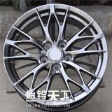 雷克萨斯IS200ESGS丰田凯美瑞锐志汽车改装轮毂17寸18寸TL319