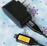三星数码相机数据线ST45 ST50 ST60 ST30 ST65 ST70 ES73充电器