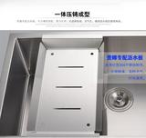 Guina水槽沥水板 加厚304不锈钢 厨房手工水槽配件 沥水篮子 通用