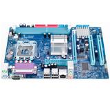 全新 全固态科脑P45-771针电脑主板 支持至强双核 四核 DDR3内存