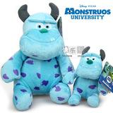 MDH 怪兽大学毛怪大眼仔麦克苏利文公仔娃娃抱枕毛绒玩具创意礼物