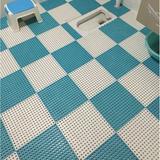 拼接洗手卫生间浴室防滑垫淋浴房洗澡脚垫卫浴厕所隔水塑料地垫子