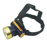 猎神7302-25W铝灯头充电小型头灯锂电LED超亮强光钓鱼割胶大光圈