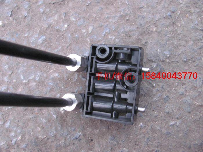 欧曼etx座椅气阀1b2496810045-1 座椅气囊(欧曼全车原厂配件图片