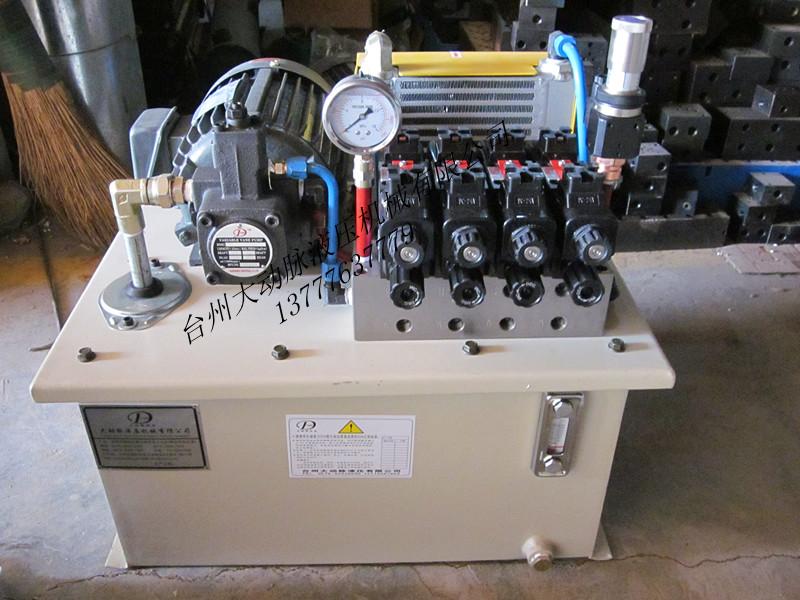 液压站/液压系统/液压泵站/液压油泵/油压系统/保1年终生维护爆款商图片