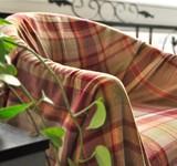 沙发毯外贸原单毯子雪尼尔沙发巾盖毯钢琴罩 桌布美式乡村休闲毯