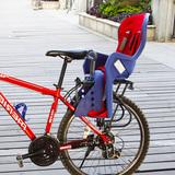 单车电动车后置儿童座椅自行车后置座椅全围儿童座椅后置