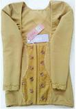 正品中脉laca美体内衣塑身衣拉卡产后瘦身收腹塑形长款长腰背夹