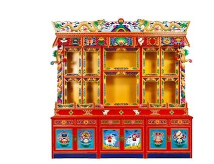 佛教佛龛 佛柜系列 藏式佛龛 供台神台贡案神案供桌套桌