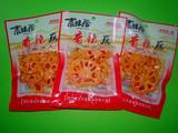素味居香辣藕片40g四川特产休闲零食莲藕片辣条即食小菜