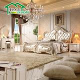 欧式家具法式欧式床卧室家具组合六件套实木衣柜组合床梳妆台