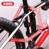 6150 折叠车锁山地车公路车德国ABUS进口自行车锁 密码锁