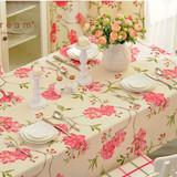韩式田园莺歌清新美式桌布餐桌台布北欧宜家桌布做特价定做包邮