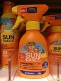 德国 dm SUN DANCE 婴儿/儿童防水防晒霜 SPF30 200ML(可喷)