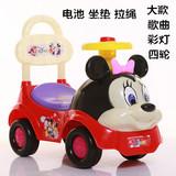 特价包邮宝宝学步车滑行助步车儿童玩具车可坐四轮车溜溜车1-3岁