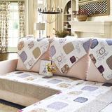 现代简约 主打双面 沙发垫布艺四季欧式田园组合沙发巾套罩 防滑