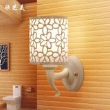特价现代简约时尚温馨墙LED壁灯卧室床头灯 客厅餐厅过道灯饰灯具