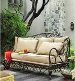 特价?铁艺沙发椅子 休闲椅子 沙发床 双人椅 户外椅子 椅子