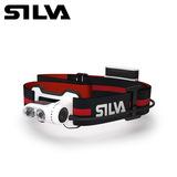 正瑞典SILVA户外夜跑步男女钓鱼露营2LED亮超轻持久远程运动头灯