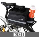 包邮BOI山地自行车货架包后座驮包货架驮包行李包车包自行车装备