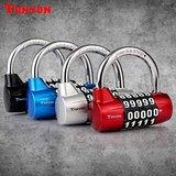 通用锁具5位数字密码锁 挂锁 合金锁K25003