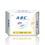 【天猫超市】ABC卫生巾超薄纯棉柔日用8片/包 健康清凉
