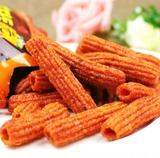 保质到4月中旬特价零食韩国进口元祖甜辣炒年糕条 糯米香辣条110g