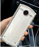 新款美图V4 M4S奢华手机钻壳 透明超薄防摔保护套简约潮女外壳