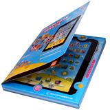 3-6岁小孩宝宝早教机平板电脑点读学习机儿童益智玩具1-3岁一周岁