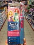 德国直邮现货OralB欧乐B博朗儿童充电电动牙刷软毛迪士尼3岁5岁