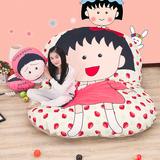 卡通床垫单人睡垫懒人榻榻米学生床垫加厚地铺创意小沙发床上垫被