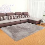 巴马阳光 客厅茶几长毛地毯现代简约卧室防滑地毯地垫 满铺地毯