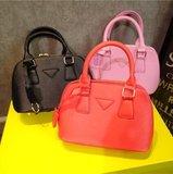 点家 2014新款儿童包包 女童手拎斜挎两用简约时尚气质公主包