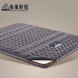 布莱轩尼儿童床垫 3D棕垫席梦思乳胶椰棕床垫硬1.5/1.8米定做折叠