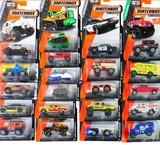 美泰Matchbox火柴盒城市英雄交通 儿童玩具车模型合金车模30782