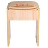 梳妆台板凳凳子软面特价化妆椅子简约现代椅子宾馆实木凳子酒店凳