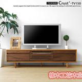 纯实木日式电视柜橡木简约现代卧室小户型电视柜组合家具定做定做